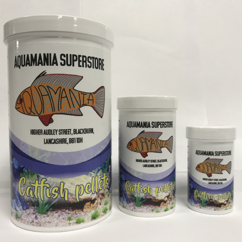 Aquamania Catfish Pellets